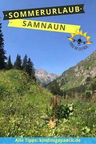 Sommer-Programm in Samnaun