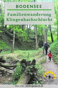 Klingenbachschlucht Bodensee