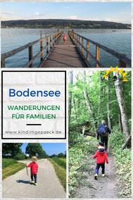 Wanderungen am Bodensee