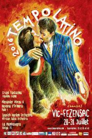 Tempo Latino - Vic Fezensac