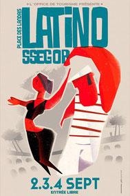 Latinossegor Festival de dance