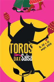 Toros y Salsa à DAX