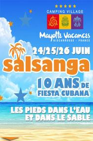 Salsanga Biscarrosse - Salsa Cubaine