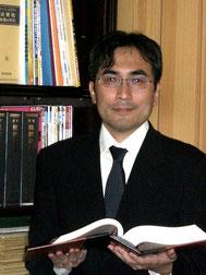 事務所代表者の白石茂義公認会計士・税理士・中小企業診断士の写真