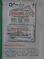 Mensile Il Punto di Lumezzane, Settembre 2016