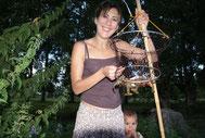 Pêche à la balance et aux écrevisses