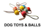Dog Toys and Balls