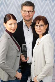 Familie Schienmann mit dem Heimtex Star 2019