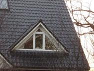 Dreiecksgaube