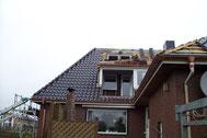 Dachsanierung Loggia
