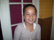 Laïana 8 ans ma petite fille (dommage je ne la vois que très peu)