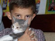 Louis 9 ans