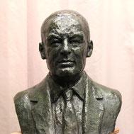 Buste-Bustes-Langloÿs-Bronze-Dr-Piton