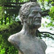 Buste-Bustes-Langloÿs-Bronze-Sauveteur-Durécu