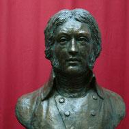 Buste-Bustes-Langloÿs-Bronze-Louis-Lazare-Hoche