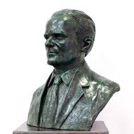 Buste-Bustes-Langloÿs-Bronze-André-Déjean