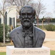 Buste-Bustes-Langloÿs-Bronze-Jospeh-Roumanille