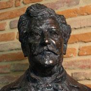 Buste-Bustes-Langloÿs-Bronze-Eugène-Secrétan