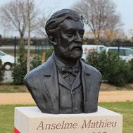 Buste-Bustes-Langloÿs-Bronze-Anselme-Mathieu