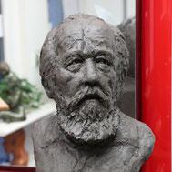 Buste-Bustes-Langloÿs-Bronze-Soljenitsyne