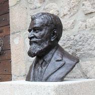 Buste-Bustes-Langloÿs-Bronze-Marius-Vazeilles