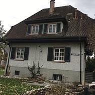 HypoConsult+ hat den Käufern des Einfamilienhauses eine Hypothek bei einer Bank vermittelt.