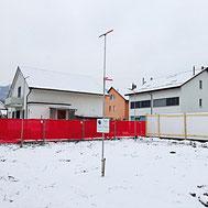 HypoConsult+ hat den Käufern der Baulandparzelle inkl. Architekturauftrag (EFH) eine Hypothek bei einer Bank vermittelt.