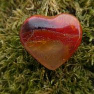 coeur cornaline mineral site alain rivera