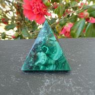 pyramide malachite minéraux site alain rivera