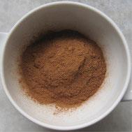 Zimt; Ceylon; aromatisch; gemahlen