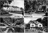 Modiano - Jouy en Josas - Le pensionnat du Montcel