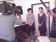 江川佳代 整理収納コンサルタント 2011.11.14 テレビ新広島 満点ママ