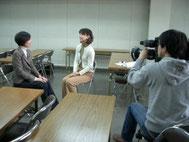 江川佳代 整理収納コンサルタント 20080310テレビ宣言取材