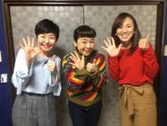 江川佳代 整理収納コンサルタント 2018.12.18.  広島ホームテレビ  みみよりライブ5up