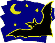 Logo der europäischen Fledermausnacht