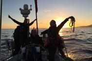 White Wake - RYA practical sailing courses