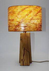 lampe papier soie peint cadre de vie
