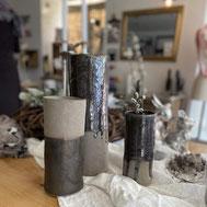 Dekoration, Vasen und Schalen