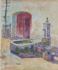 Am Dorfbrunnen 1941