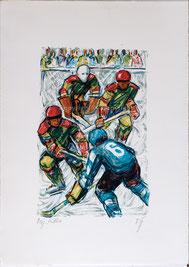 Nr. 3172 Szene Eishockey