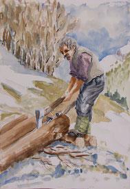 Nr. 448 Holzspalter