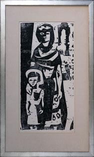 Nr. 2831 Frau mit Kind