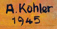 KOHLER  A.