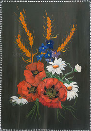 Nr.0084; Feldblumen