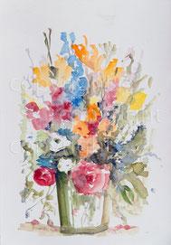 Nr. 2253 Blumen im Glas