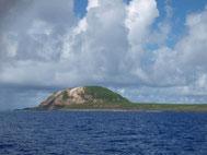 硫黄島(摺鉢山)