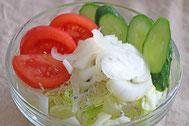 酢たまねぎのサラダ