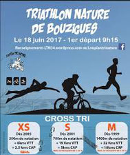 TRIATHLON DE BOUZIGUES 2017