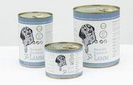 Reico Feuchtfutter für Hunde MaxidogVit® Schonkost Lamm Alleinfuttermittel - Leichte Kost für sensible HundeMaxidogVit® Schonkost Lamm Alleinfuttermittel - Leichte Kost für sensible Hunde