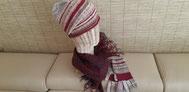 Haube Handschuhe Schal, im Set EUR 38,00